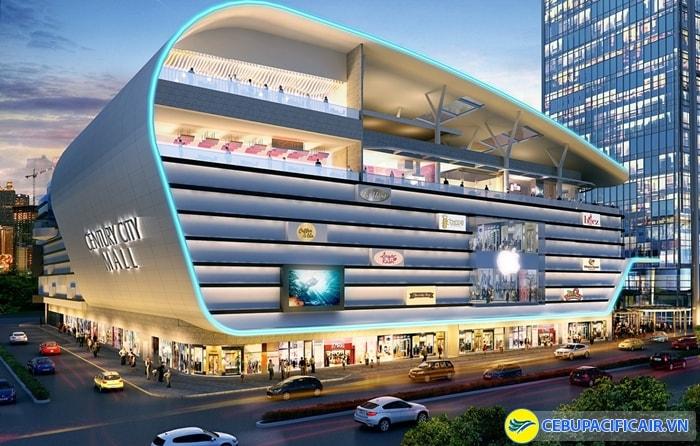 Trung tâm thương mại mua sắm SM Mall