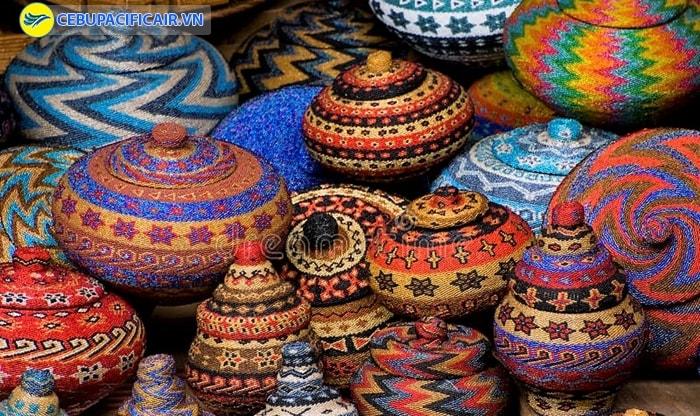 Bali Art market- đồ thủ công truyền thống ở Bali