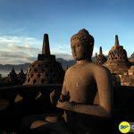 Borobudur – Thánh địa Phật lớn nhất thế giới