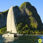 Sailing trips in Bacuit Bay