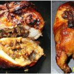 Lechon manok chicken