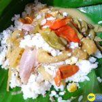 Nasi Liwet Bu Wongso – Kiểu ăn 1 mình