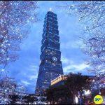 Tòa nhà Taipei- điểm du lịch nổi tiếng nhất Đài Loan