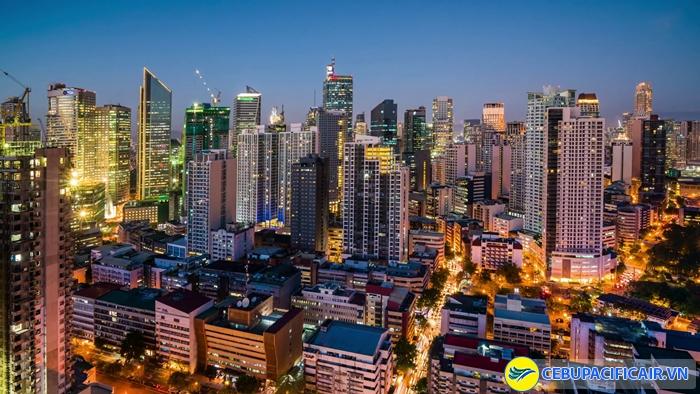 Điểm du lịch nổi tiếng tại Manila