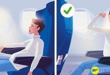 Không nên ngồi yên một chỗ trên máy bay