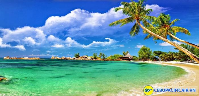 Bãi biển Sulu Philippines