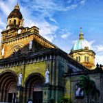 Philippines-Manila-Cathedral