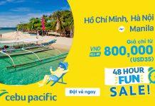 khuyến mãi giá vé đến Maniala chỉ từ 35 USD