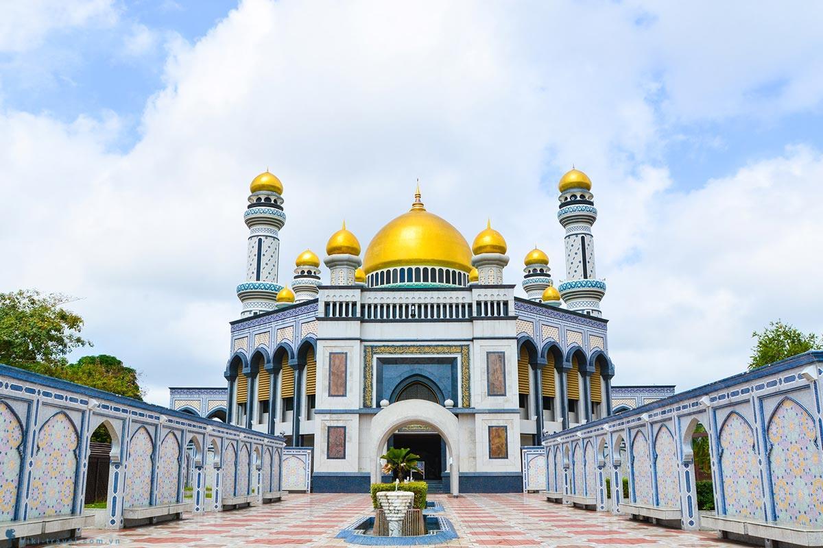 Nhà thờ Hồi Giáo Brunei